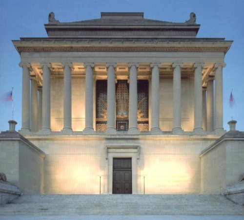 The House of the Temple, in Washington, is the perfect location for Dan Brown novel