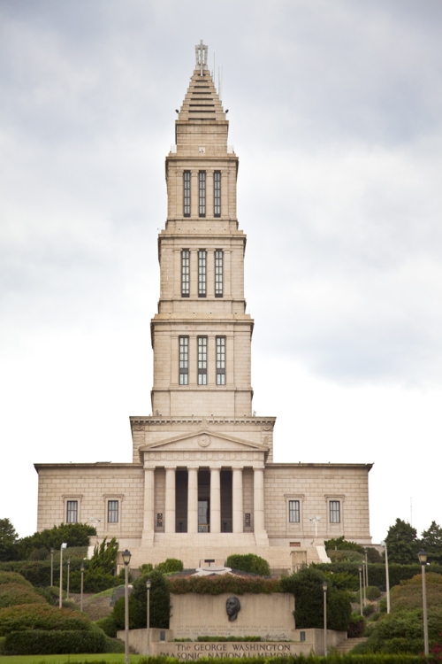Photo Tour George Washington National Masonic Memorial Secrets